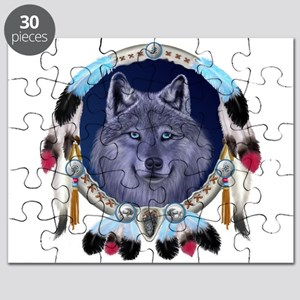 Dream Wolf Puzzle