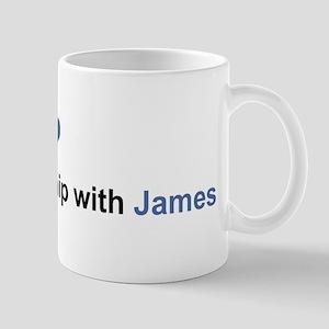 James Relationship Mug