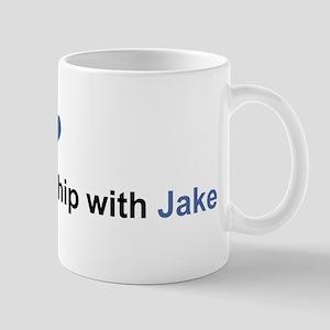 Jake Relationship Mug