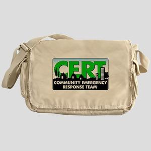 Cert Messenger Bag