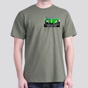 Cert Dark T-Shirt