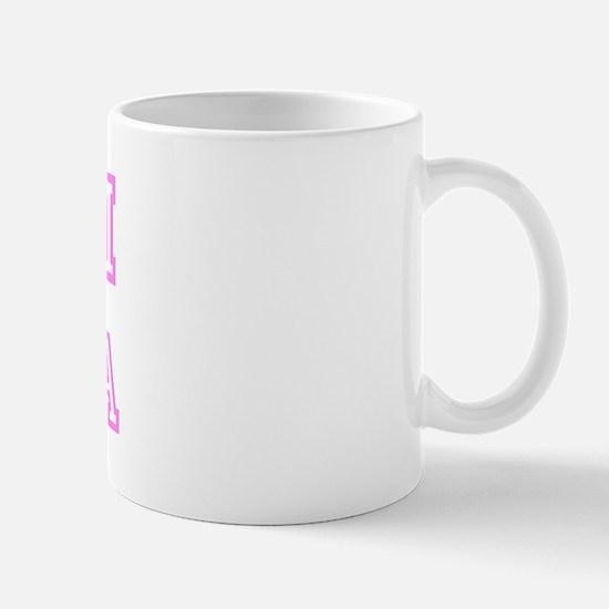 Pink team Maura Mug