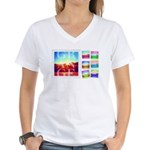 Grange, Adelaide Women's V-Neck T-Shirt