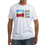 Grange, Adelaide Fitted T-Shirt