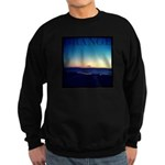 Grange beach Sweatshirt (dark)