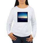 Grange beach Women's Long Sleeve T-Shirt
