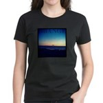 Grange beach Women's Dark T-Shirt