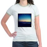 Grange beach Jr. Ringer T-Shirt