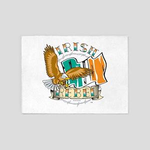 Irish Rebel Gear Ireland 5'x7'Area Rug