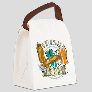 Irish Rebel Gear Ireland Canvas Lunch Bag