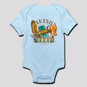 bcf3b70d5 Irish Punk Baby Bodysuits - CafePress