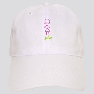 Juliet-cute-stick-girl Cap