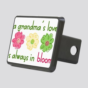 Grandma's Love Rectangular Hitch Cover