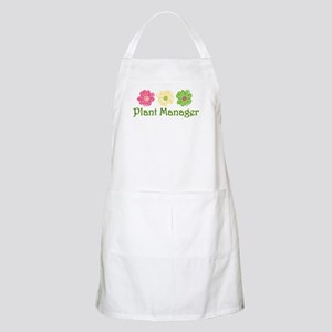 Plant Manager Apron