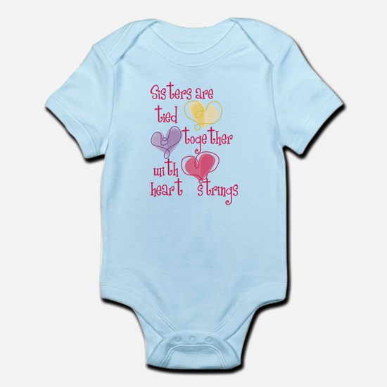 Sisters Infant Bodysuit