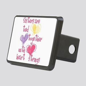 Sisters Rectangular Hitch Cover