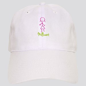 Millicent-cute-stick-girl Cap