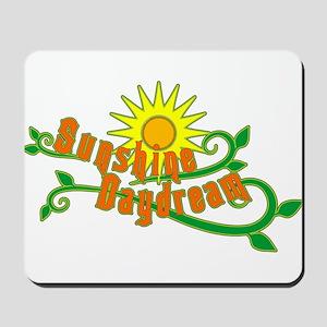 Sunshine Daydream Mousepad