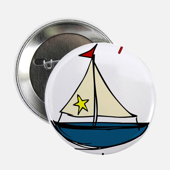 "I'm The Captain 2.25"" Button"