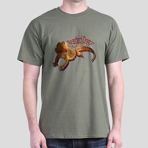 Bearded Dragon III Dark T-Shirt