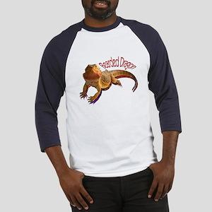 Bearded Dragon III Baseball Jersey