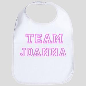 Pink team Joanna Bib