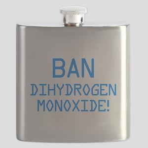 Ban Dihydrogen Monoxide! Flask