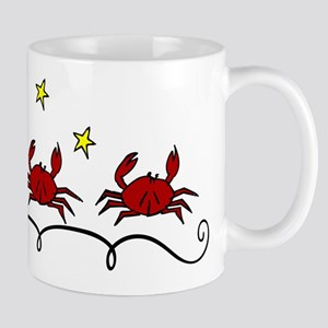 Three Crabs Mug