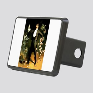 magician Rectangular Hitch Cover