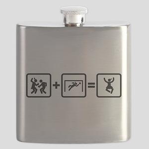 Goalkeeper Flask