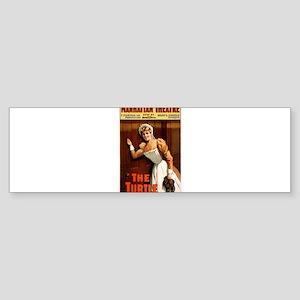 theater Sticker (Bumper)
