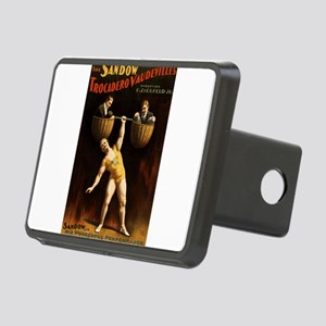 strongman Rectangular Hitch Cover
