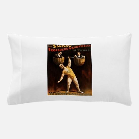 strongman Pillow Case
