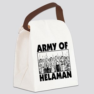 Army of Helaman Canvas Lunch Bag