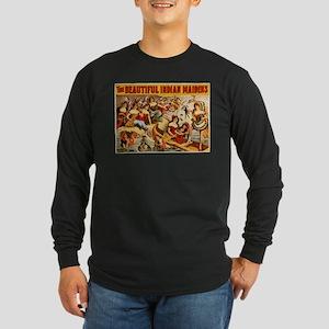 wild west show Long Sleeve Dark T-Shirt