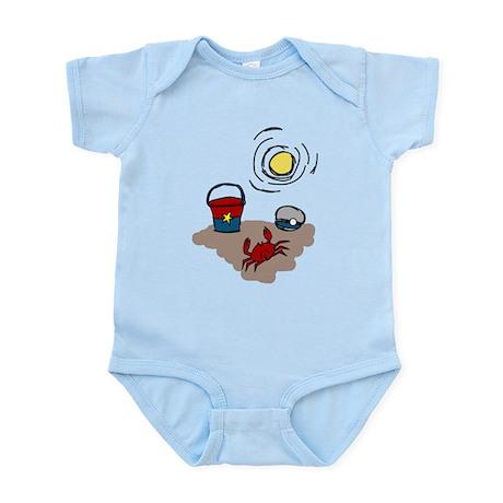 Beach Life Infant Bodysuit