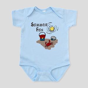 Summer Fun Infant Bodysuit