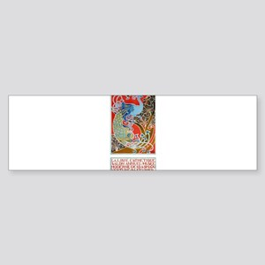 revue Sticker (Bumper)