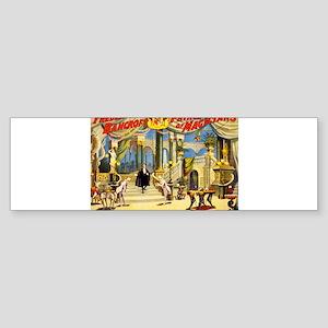 magician Sticker (Bumper)