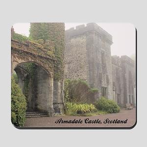 Armadale Castle Mousepad