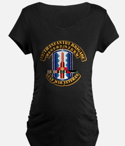 Army - DS - 197th IN Bde T-Shirt