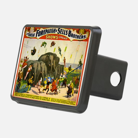 circus Hitch Cover