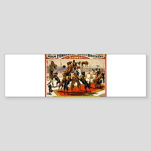 circus Sticker (Bumper)