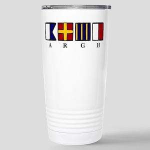ARGH Stainless Steel Travel Mug