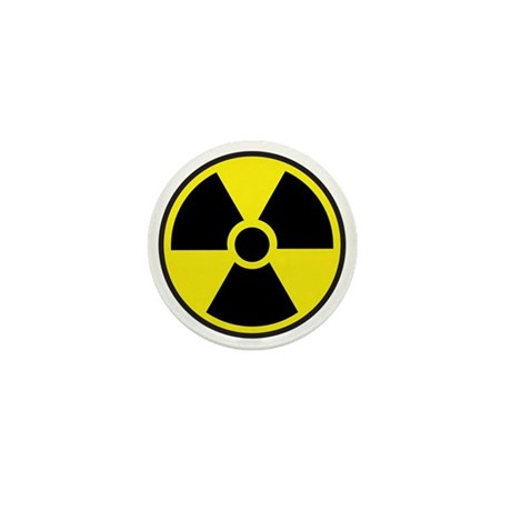 radioactive symbol buttons cafepress rh cafepress com radioactive looking slime radioactive logo vector