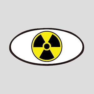 Radiation Warning Symbol Patches