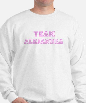 Pink team Alejandra Jumper
