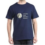 CSD-N Dark T-Shirt large logo
