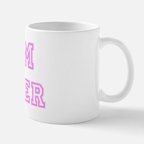 Pink team Jenifer Mug