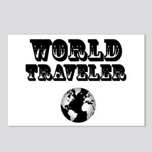World Traveler Postcards (Package of 8)